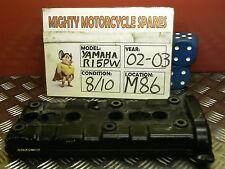 2002 2003 Yamaha R1 5pw Rocker Cover Carcasa (m86)