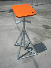 SBS-1 Sailboat Stand w/ Long Top 64-79 inches, Fully Galvanized