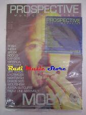 PROSPECTIVE Magazine SEALED + cd 2/1999 Moby Posh Lacrimosa Hocico Miranda Spoch