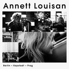 Berlin,Kapstadt,Prag von Annett Louisan (2016), Digipack, Neu OVP, CD