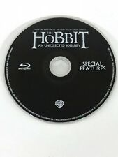 Hobbit:An Unexpected Journey - Special Disc - Blu Ray Disc Only-Replacement Disc