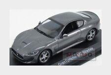 Maserati Granturismo Mc Stradale 2013 Grey Met Edicola 1:43 MASCOL002