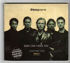 (HC515) Boyzone, Baby Can I Hold You - 1997 CD