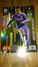 Panini Adrenalyn XL Champions League 2010/11 UPDATE SUPER STRIKES - D. DROGBA