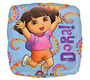 Dora the Explorer Hola! Celebrate Graduation Birthday Party Balloon