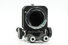 Minolta Bellows Model II #838