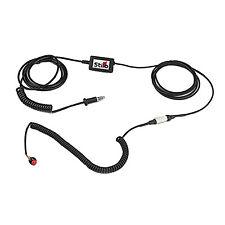 Stilo Universal Car Radio to Race Rally Helmet Lid Intercom Connection Wiring