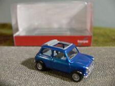 1/87 Herpa Mini Cooper blaumetallic 038591
