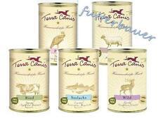 Terra Canis 12 x 800 g Dosen gemischt Hundefutter