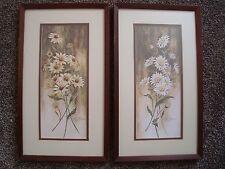 DOLORES ROBERSON ~ Original Prints ~ Daisy & Black-eyed Susan