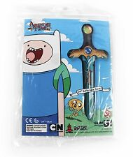 NEW ADVENTURE TIME INFLATABLE FINN'S SWORD TOY HAND HELD PARTY BAG FILLER KIDS