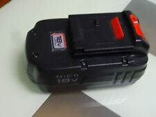 Genuine New 18v Porter Cable 18v PCC489N NiCd Battery for 18 volt replace PC18B