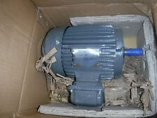 NEW Teco Westinghouse 3 phase induction Electric motor Cat. NO N0016(T)