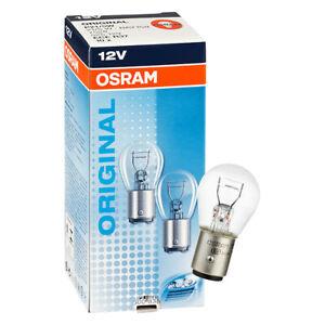 10x OSRAM P21/5W 12V 21/5W Kugellampe BAY15d 7528 Bremslicht Lampe