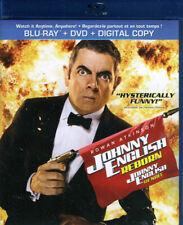 UPC 025192135057 product image for JOHNNY ENGLISH REBORN (BLU-RAY + DVD + DIGITAL COPY) (BILINGUAL) (BLU- (BLU-RAY)   upcitemdb.com