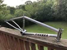 1985-86 Ross Piranha BMX Bike Frame ~ Rare