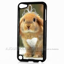( For iPod Touch 6 ) Back Case Cover AJH11542 Cute Rabbit