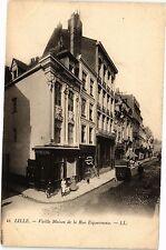 CPA  Lille - Vicille Maison de la Rue Esquermoise    (204540)