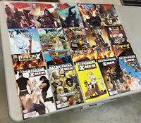 X-men Die by the sword, manifest destiny, phoenix, astonishing 1-5 Sets Comics