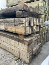 More details for reclaimed railway sleepers grade