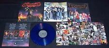 Witchburner - Lissabon Live Lunatics ,LP splatter vinyl
