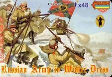 Strelets 1/72 RUSSISCHE ARMEE IM WINTER KLEID Russian-Turkish Krieg #M046
