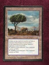Veldt   Ice Age  VO  MTG PLAYED (see scan)