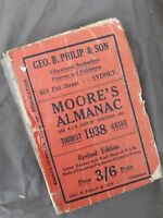 1938 Edition - Moore's Australian Almanac & New South Wales Country Directory