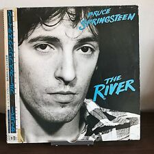 The River by Bruce Springsteen 1980 Vinyl CBS Records 1st Press Japanese Import
