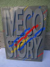 IVECO Story The world of transport großes Buch 1994 Geschichte viel Bilder