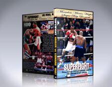 The Superfight - Marvin Hagler Vs Ray Leonard 1987 - Boxing Rare DVD
