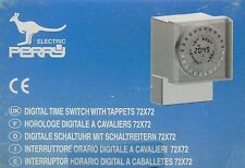 Perry ELECTRIC Digital Time SWITCH CON 72 TAPPETS 0016d15
