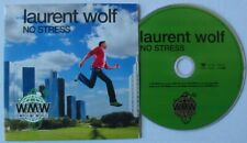 LAURENT WOLF (CD Single) NO STRESS