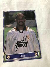 Spelerskaart Topspieler Real Madrid Edgar