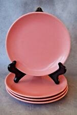 4 Universal Potteries - Ballerina Pink - 6.25  Side Plates - Vintage ** & Pink Universal Potteries China u0026 Dinnerware | eBay