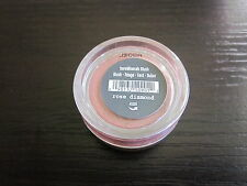 BARE ESCENTUALS bare Minerals * ROSE DIAMOND BLUSH ~ a rose pink ~ New & Sealed
