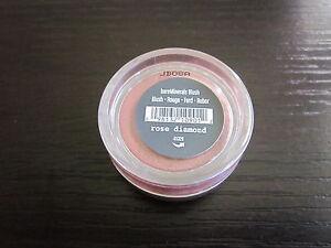 BARE ESCENTUALS bare Minerals * ROSE DIAMOND BLUSH ~ a rose pink ~ New & Sealed