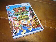 Used Wii SAMBA DE AMIGO Sega Video Game – VERY GOOD condition – ready to play