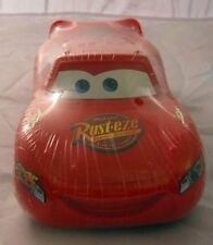 DISNEY/PIXAR CARS Car Lightning McQueen Money/Coin Box Bank Toys