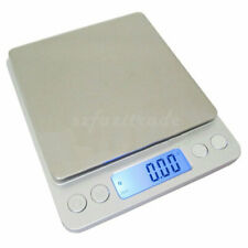 Digital Weighing Scale Kitchen LCD Monitor Electronic Household Food Cooking New