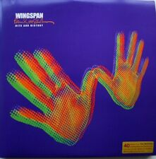 Paul McCartney - Wingspan 'Hits and History' - 4 LP + promo-card two-side