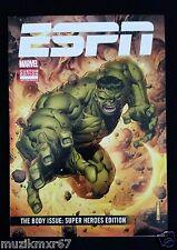 SDCC 2015 Handout Marvel ESPN Custom Edition