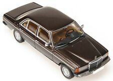 Minichamps 1976 MERCEDES E-CLASS 280E BROWN (W123) 1:43*New*