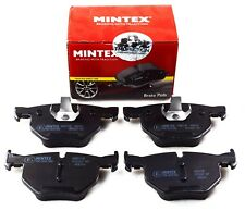 MINTEX REAR AXLE BRAKE PADS FOR BMW X5 X6 MDB2961 (REAL IMAGE OF PART)