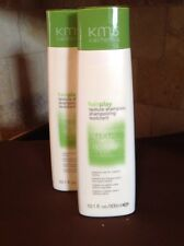 2 X KMS HAIR PLAY TEXTURE SHAMPOO 10.1 oz EACH - RARE - UNISEX