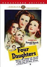 FOUR DAUGHTERS (1938 Priscilla Lane) remastered  Region Free DVD - Sealed