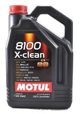 OLIO MOTUL 102051 8100 X-CLEAN C3 5W40 5 LITRI