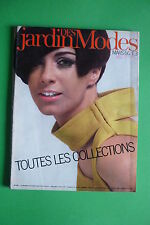 JARDIN DES MODES n.531 mars 1966 march Fashion Mode Magazine Vintage Rare