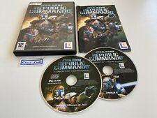 Star Wars Republic Commando - PC - FR - Avec Notice
