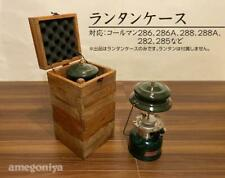 Lantern Case Handmade Coleman Japan 286 286A 288 288A 282 285 light outdoors New